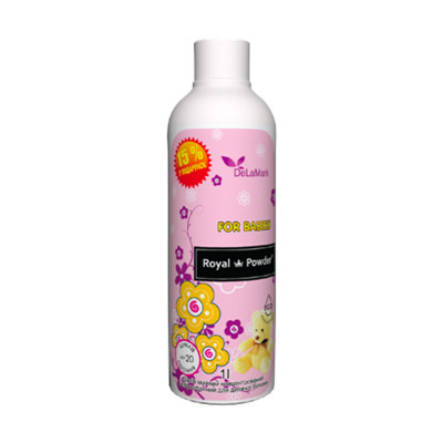 Гель для прання Royal Powder Baby DeLaMark 1 л