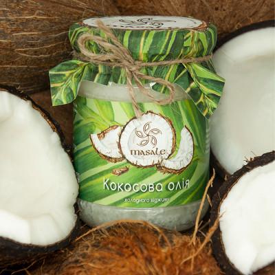 Олія кокосова 250 мл